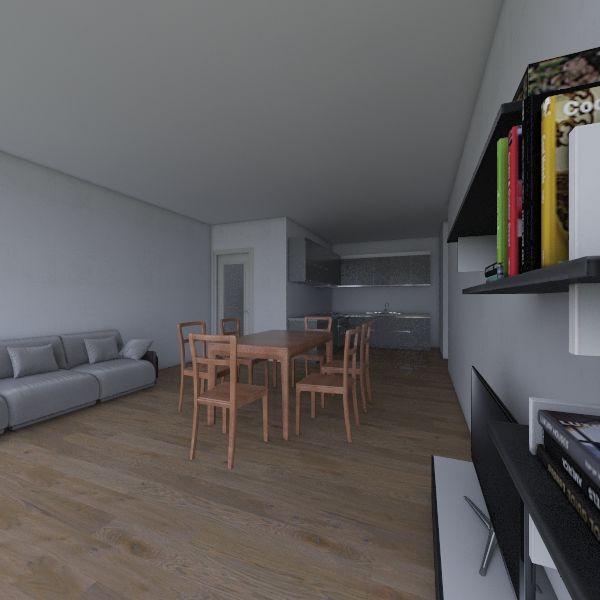 AURORA3 Interior Design Render