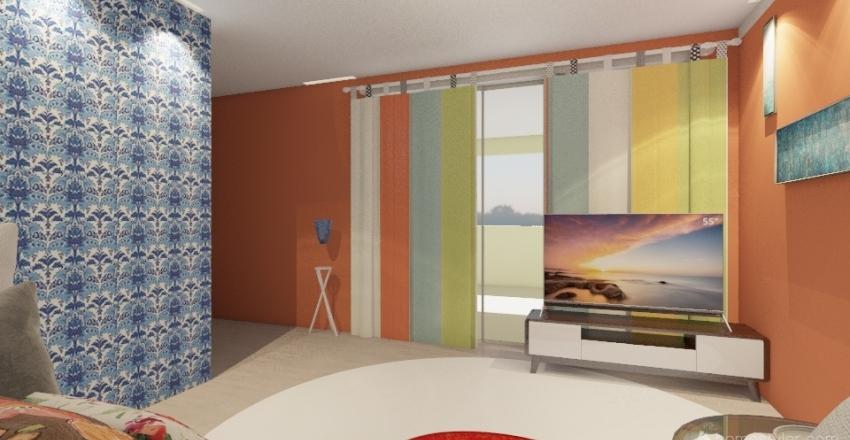 квартира ольги Interior Design Render