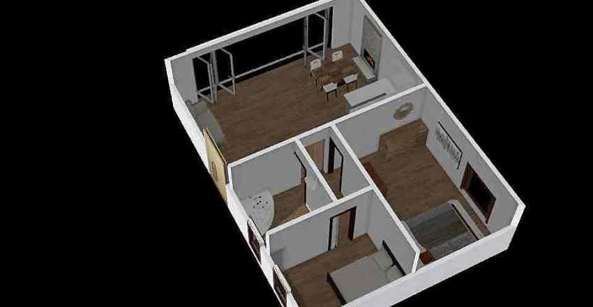 Rao Laura  Interior Design Render