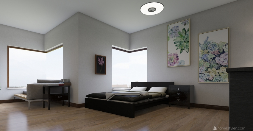 Int. Master Work Interior Design Render
