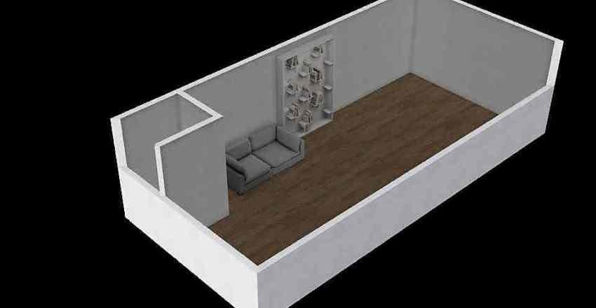 Bureaux 7e Sens Interior Design Render