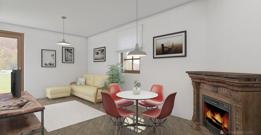 04_1_RESIDENZA Interior Design Render