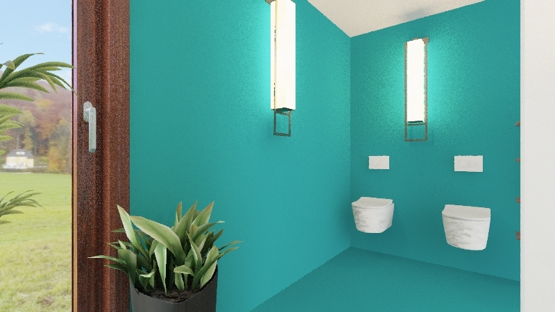 nkk m Interior Design Render