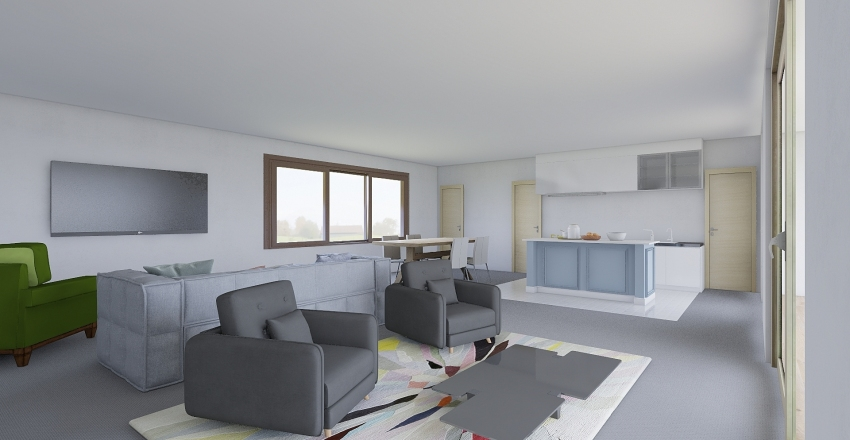 trademe12 Interior Design Render