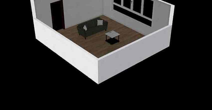 exercise Interior Design Render
