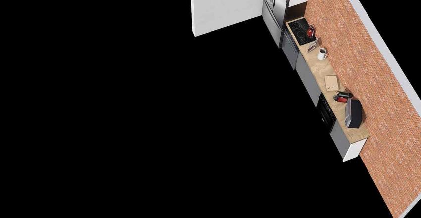 rozalia mieszkanie Interior Design Render