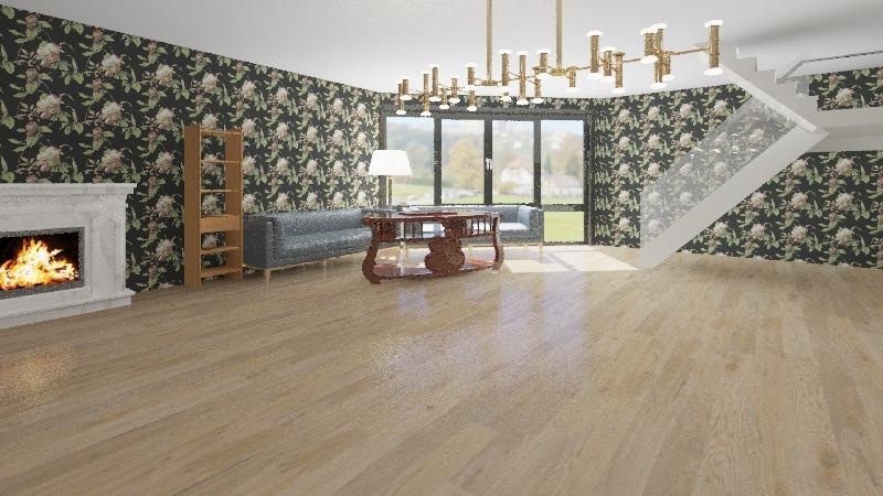 amasing Interior Design Render