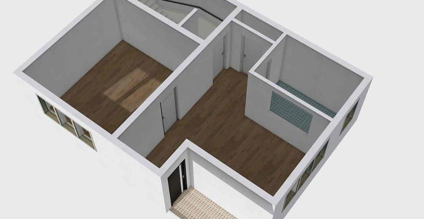 46901. Interior Design Render