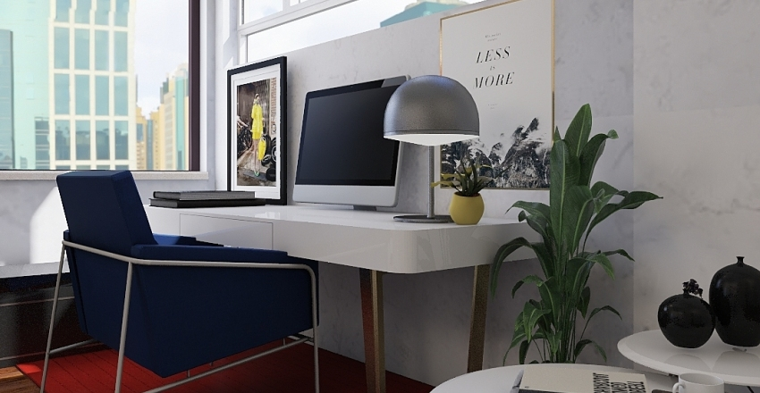 diseño 4 Interior Design Render