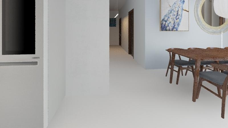 casa top Interior Design Render