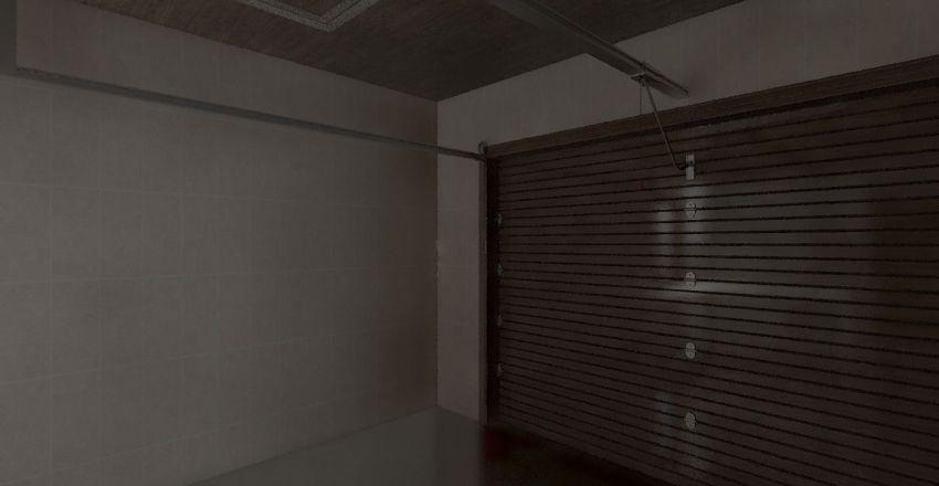 мой дом план гараж Interior Design Render
