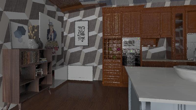 Best House Interior Design Render