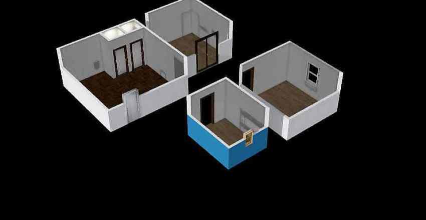 Tiny home project Interior Design Render