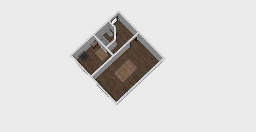 1-комн_012_22 Interior Design Render