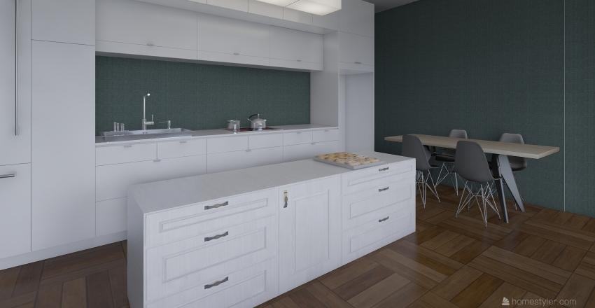 new fam 5 Interior Design Render