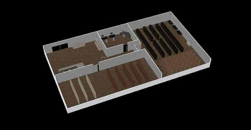 falah Interior Design Render