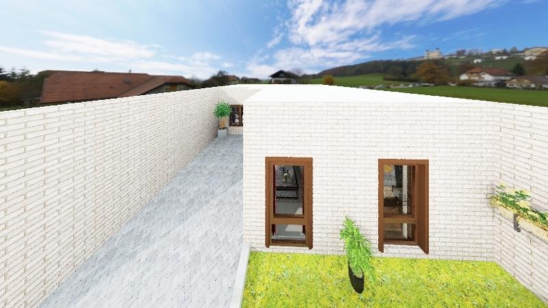 floorplan 2 Interior Design Render