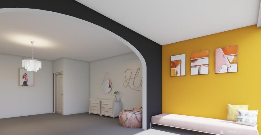 ......... Interior Design Render