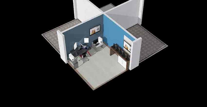 Plus Design Interior Design Render