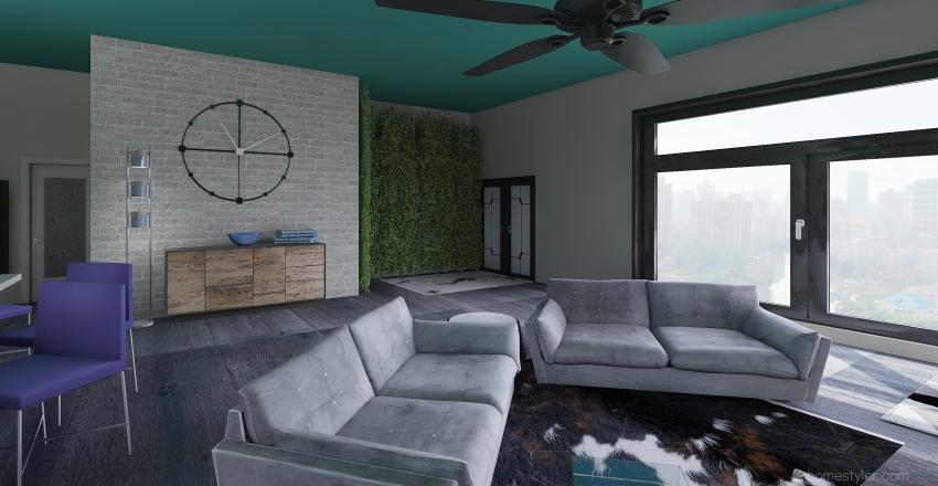 Start of an Empire Interior Design Render