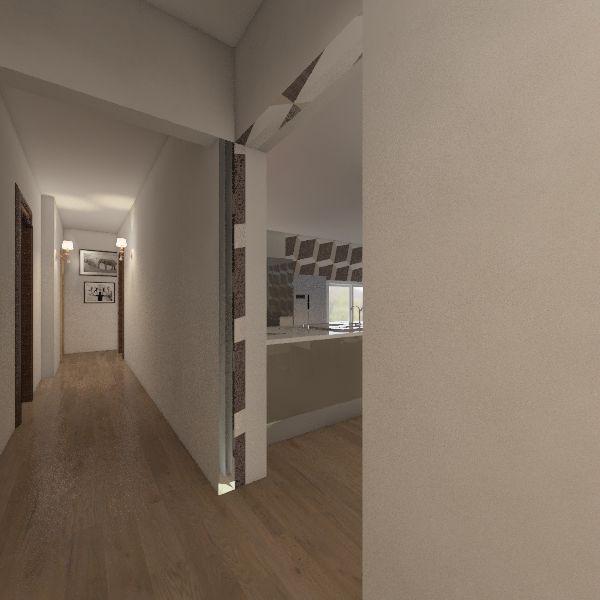 ml Interior Design Render