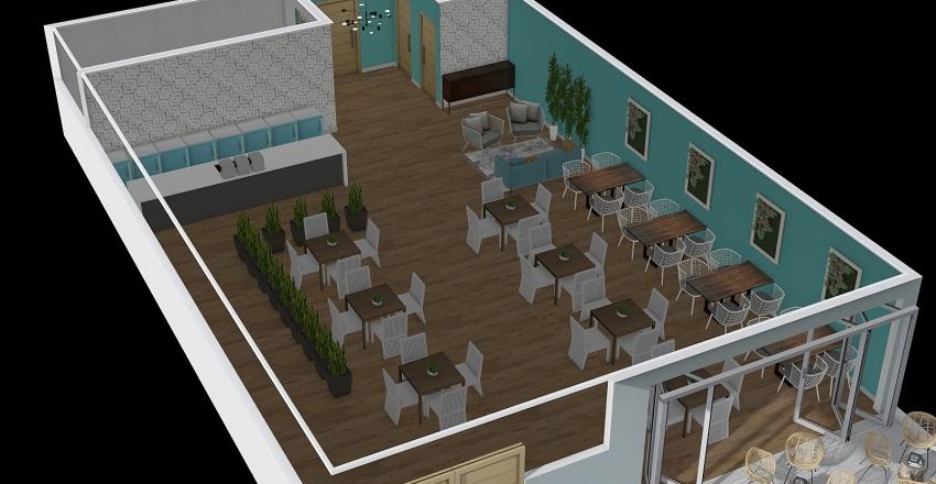 Commercial Design Interior Design Render