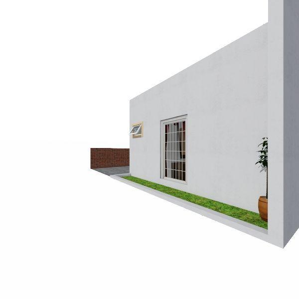 Rumah 9x10 Interior Design Render