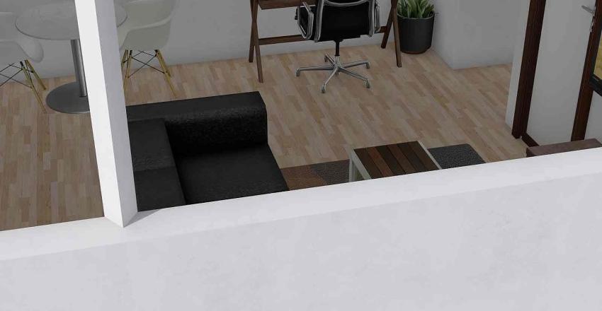 1048 Manhattan Interior Design Render