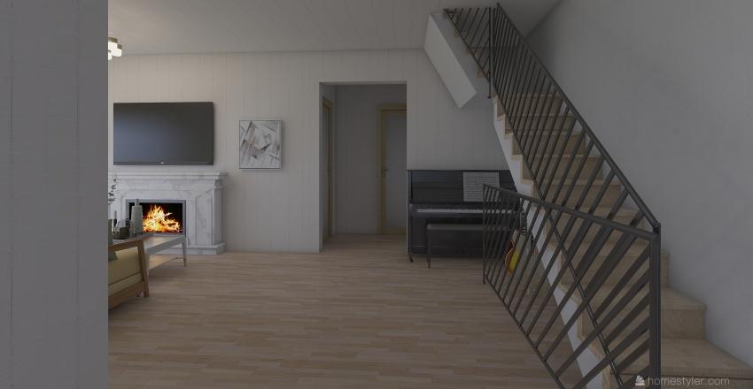fam 6 Interior Design Render