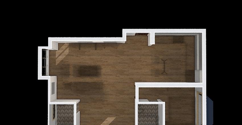 機掰 Interior Design Render