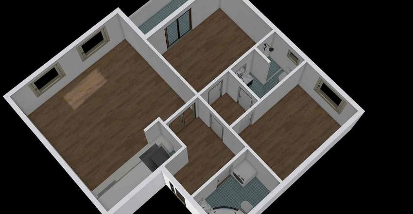 radojica st 4 Interior Design Render