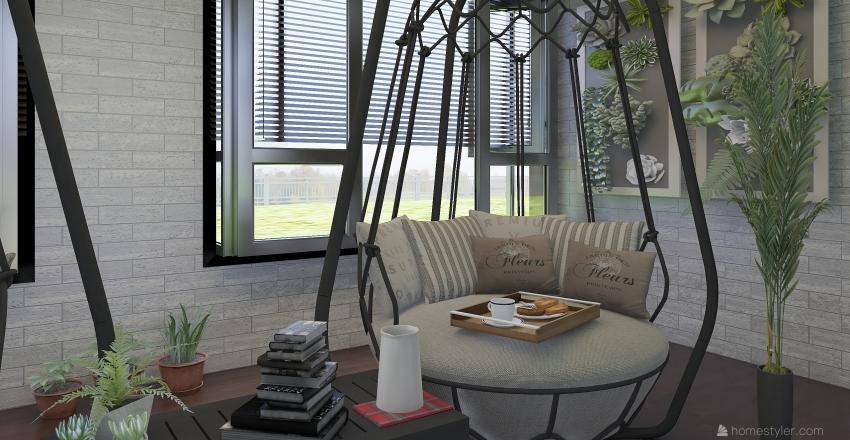 mr. schersligt Interior Design Render