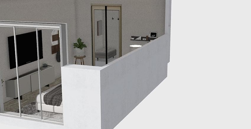 комната чардымов Interior Design Render