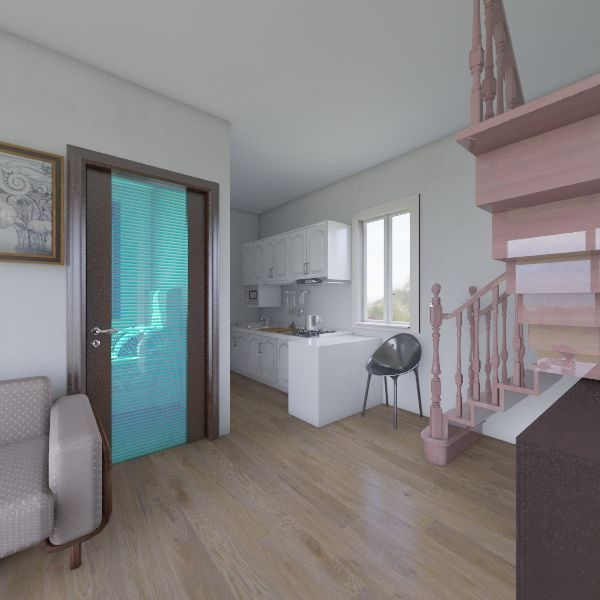 tomasz Interior Design Render