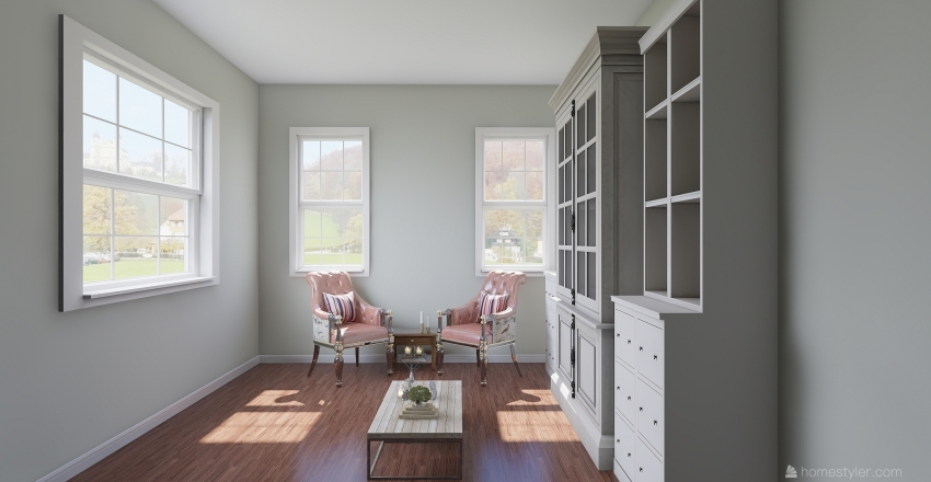 Kari_Frontroom Interior Design Render