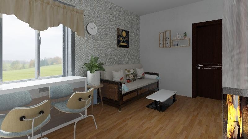 ghh Interior Design Render
