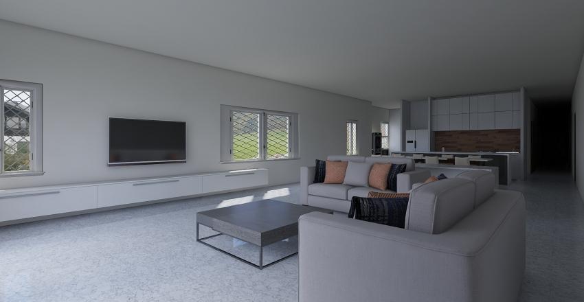 Bellevue Hill Interior Design Render