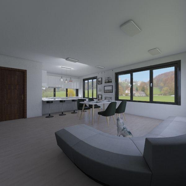 SIX Interior Design Render
