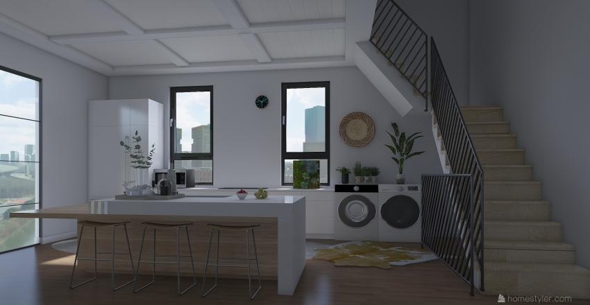 l;mkibouk Interior Design Render