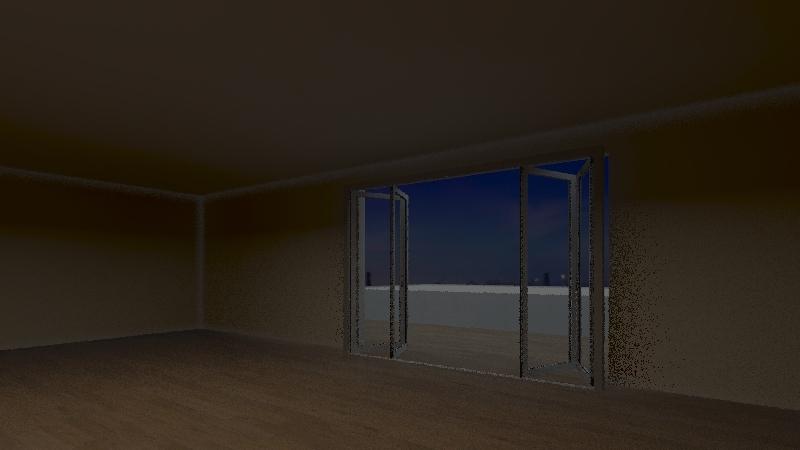 Final Project (WIP) Interior Design Render