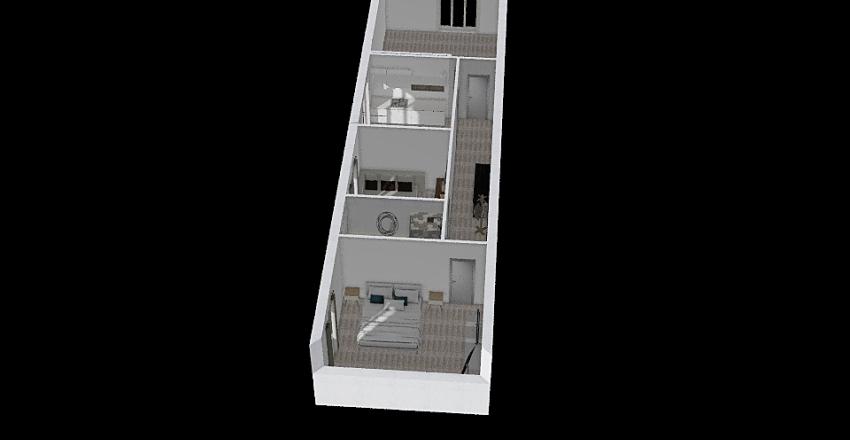 ARCIDIACONO Interior Design Render