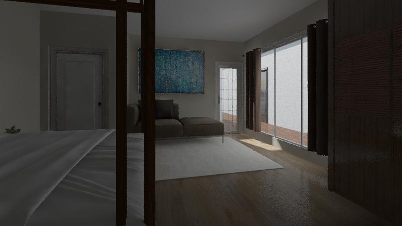 future home Interior Design Render