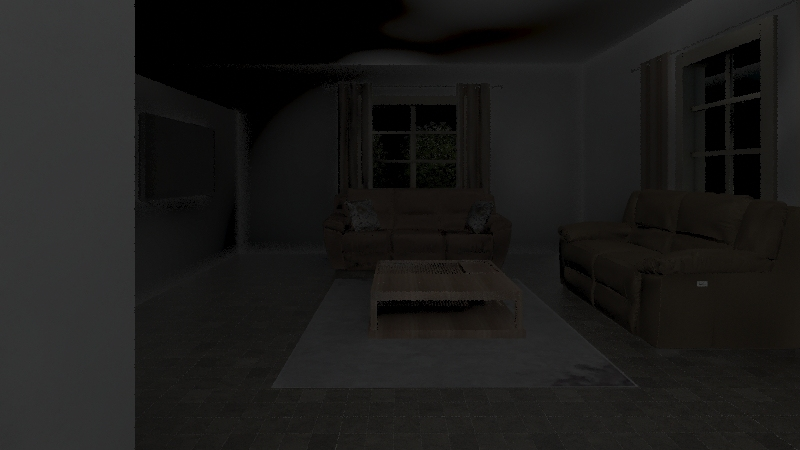 cas 2 Interior Design Render