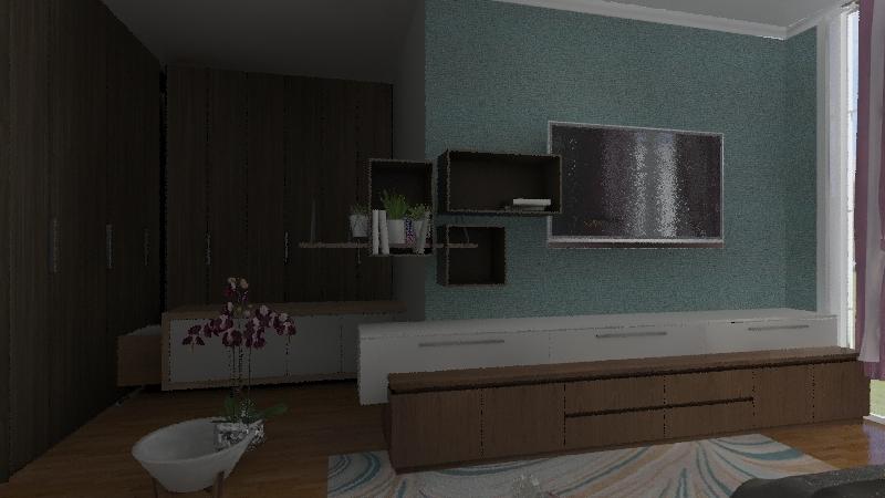 ENTREGA Interior Design Render