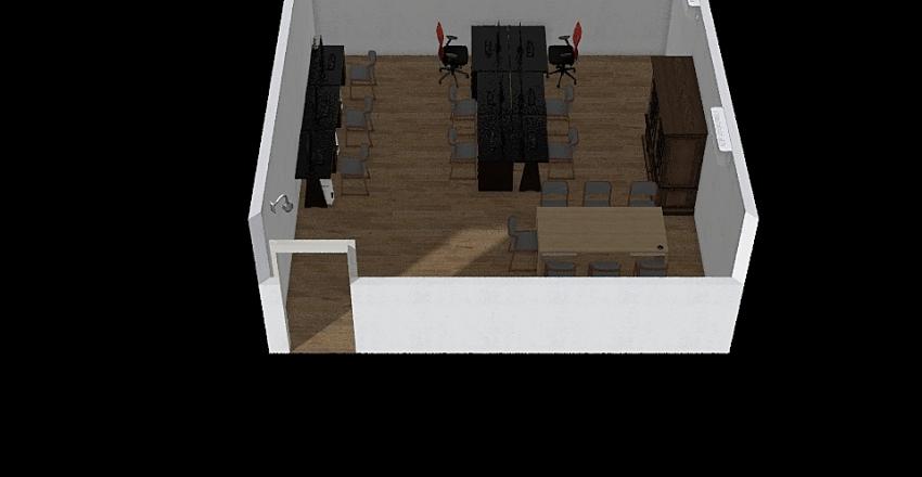 Kal-office Interior Design Render