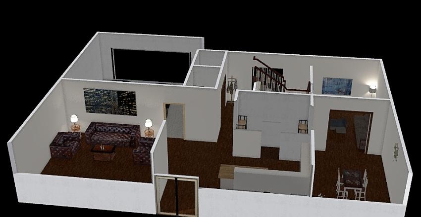 Home Design v2 Interior Design Render