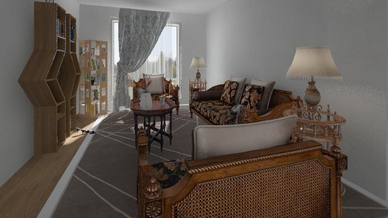 template 2 remodel Interior Design Render