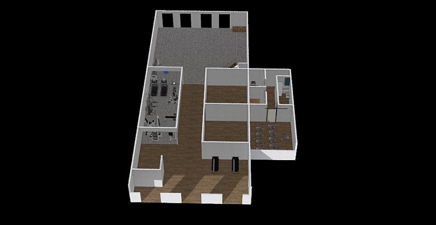harpia projeto sonho Interior Design Render