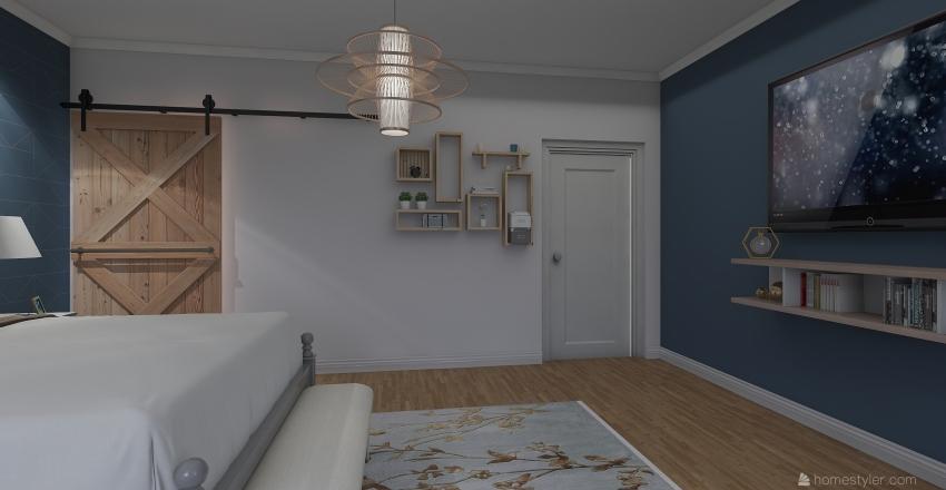 Angela Davis Fall19 Interior Design Render