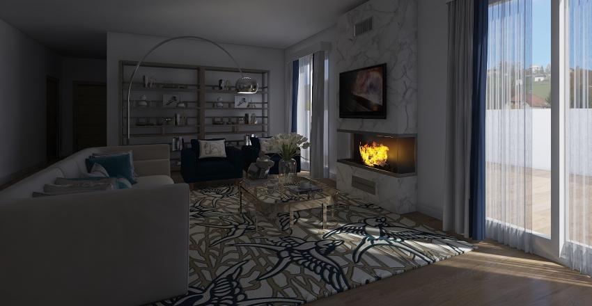 casa #68 Interior Design Render